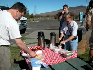 Hawaii Forest & Trail plans experiences that include great local food snacks along the way.